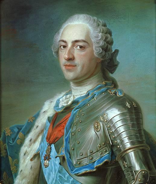 'Louis XV, 1748.'