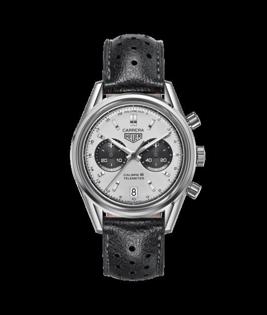 タグ・ホイヤー Carrera キャリバー18 Automatic Chronograph 39 mm | CAR221A.FC6353 watch price (187677)